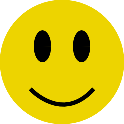 clipart smiley face cute