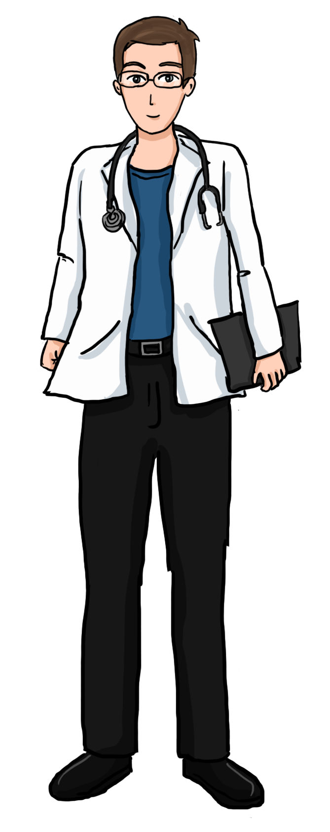 doctor clipart male