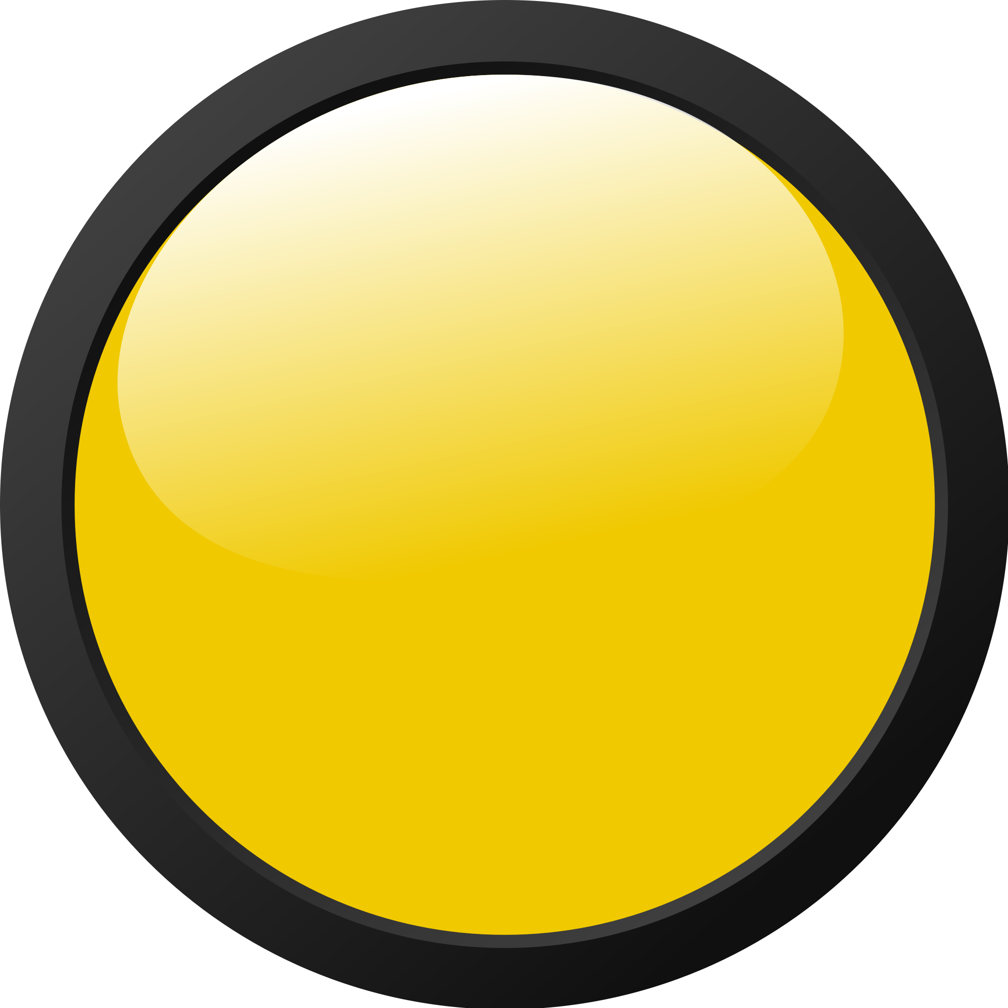 Yellow clipart flashlight.