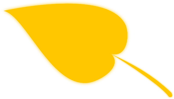 leaf clipart simple