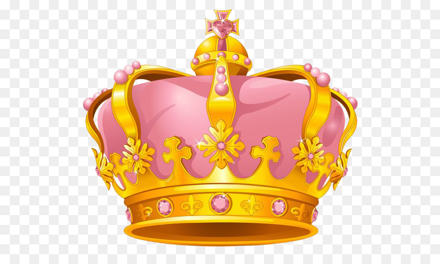 queen crown clipart yellow