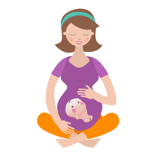 pregnant clipart early pregnancy