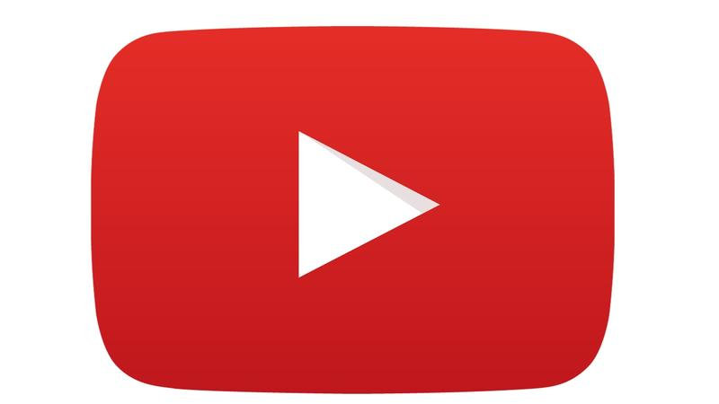 Youtube like clipart red.