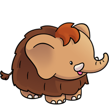 armadillo clipart kawaii