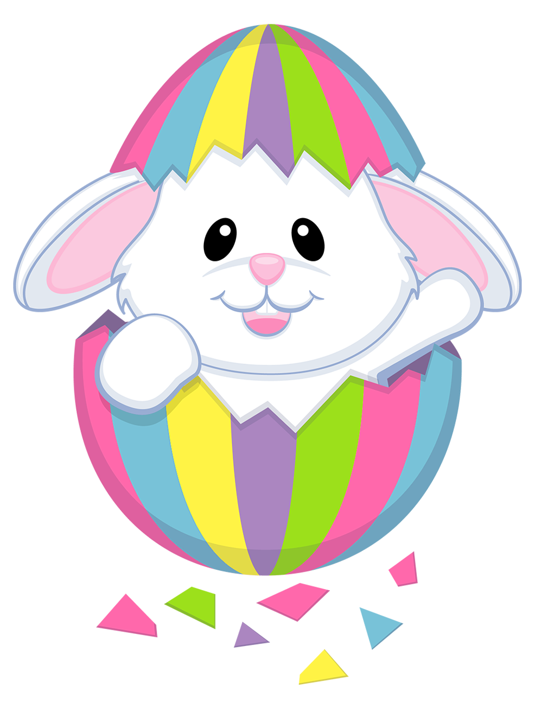 bunny clipart easter