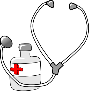medication clipart doctor