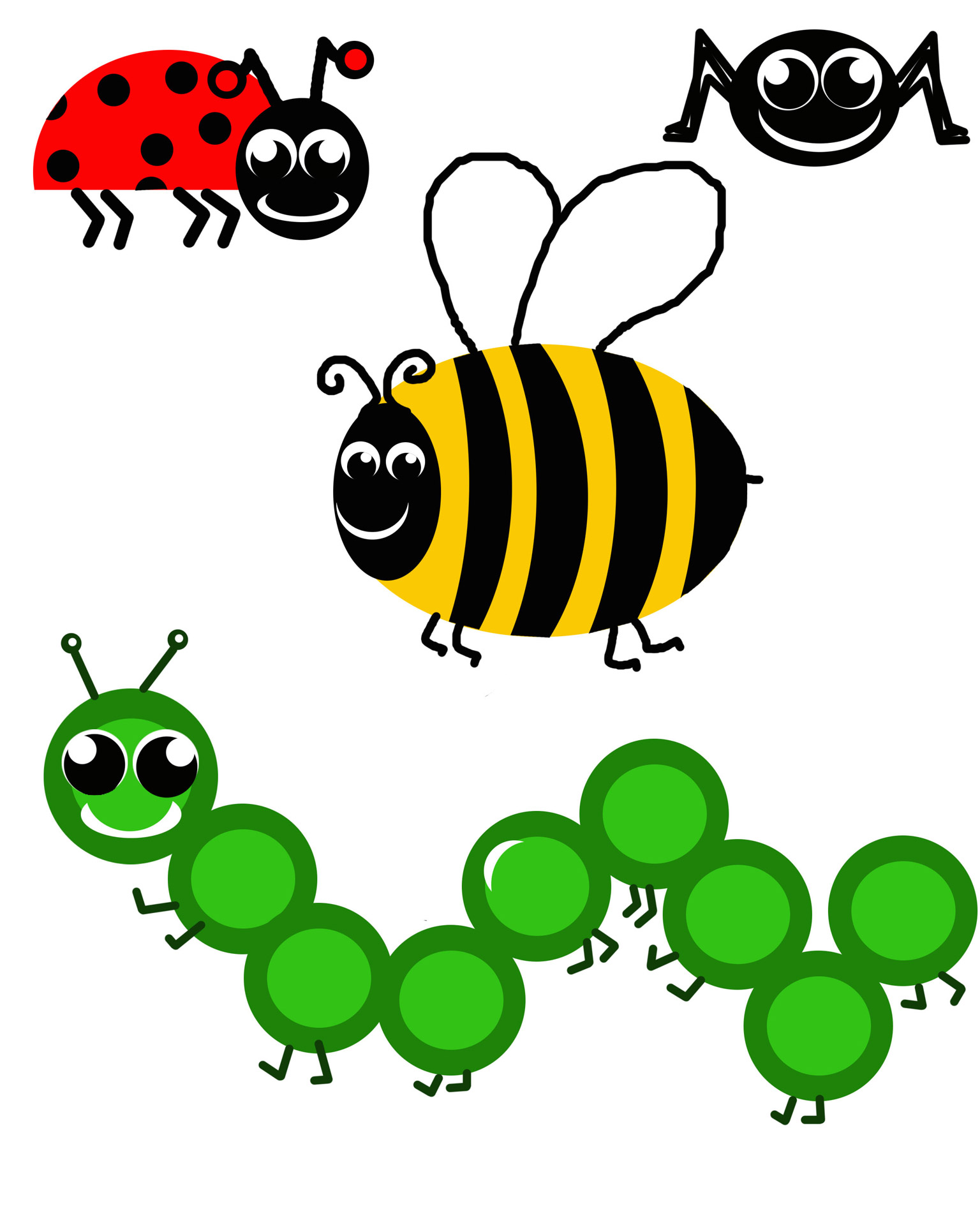 bug clip art insect