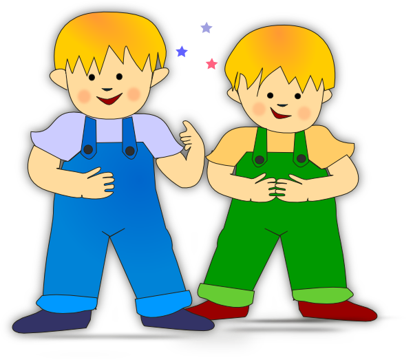 brother clipart animated
