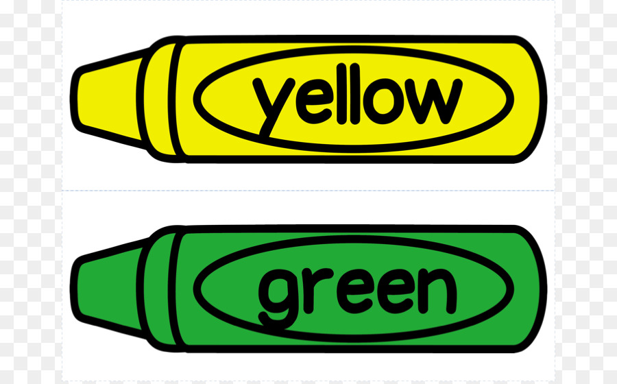 crayons clipart printable