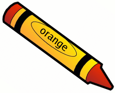 crayons clipart cute