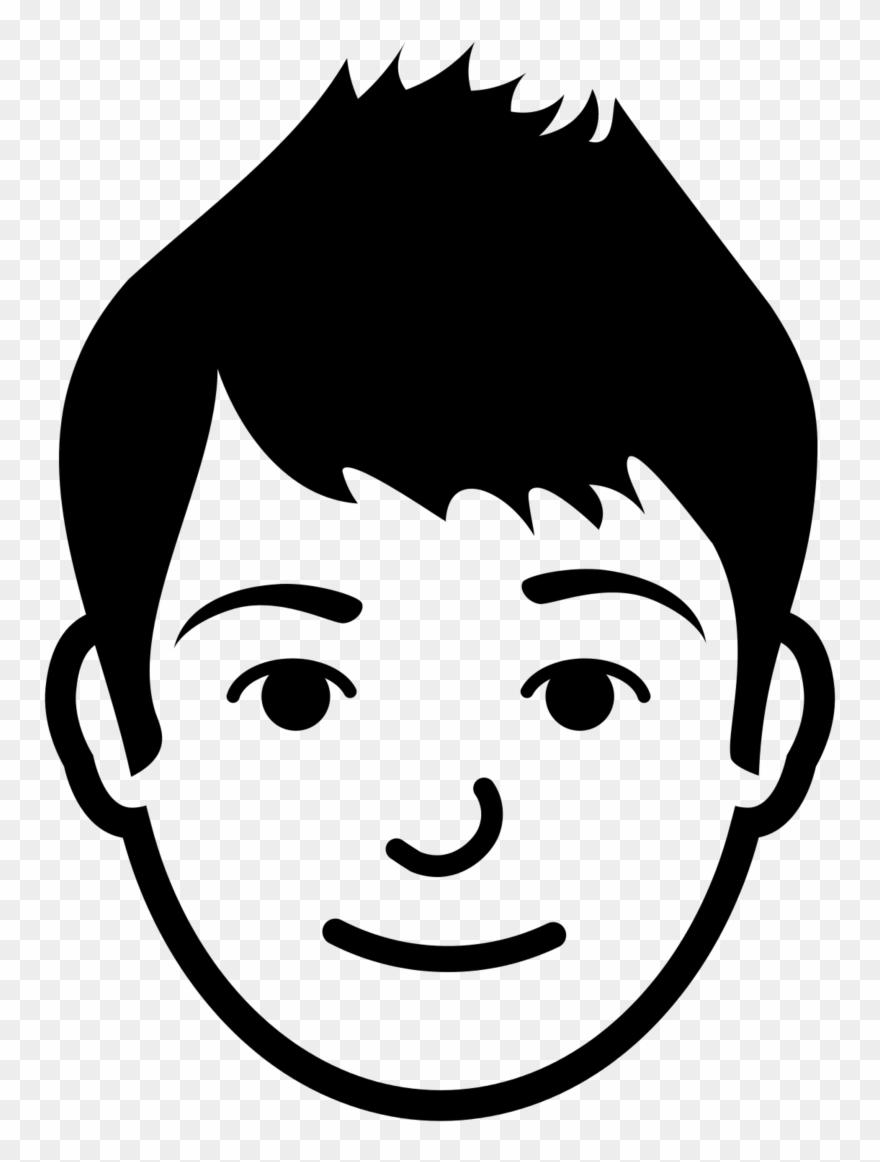 brother clipart face