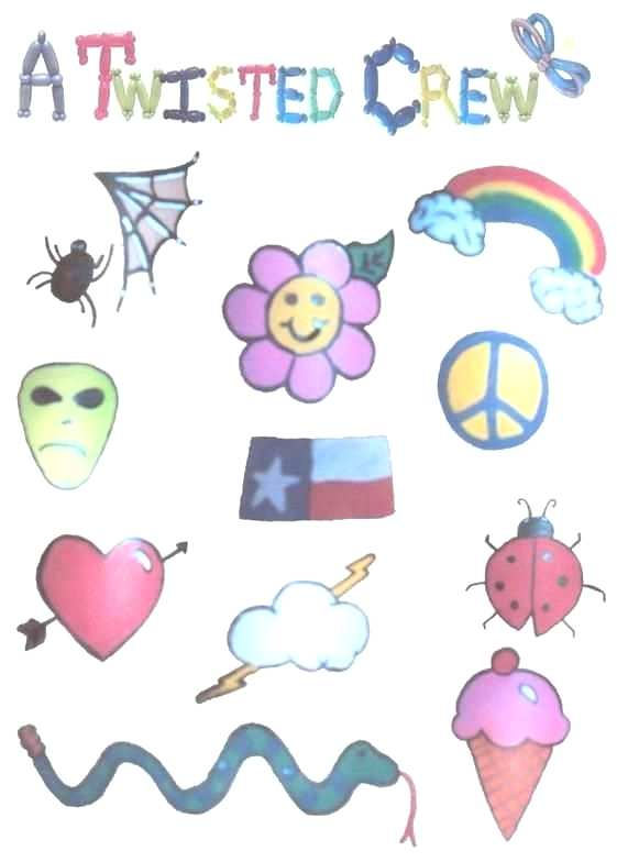 face painting clipart beginner