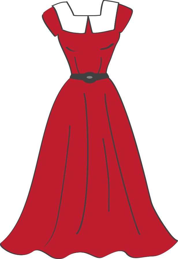 clothes clipart dress