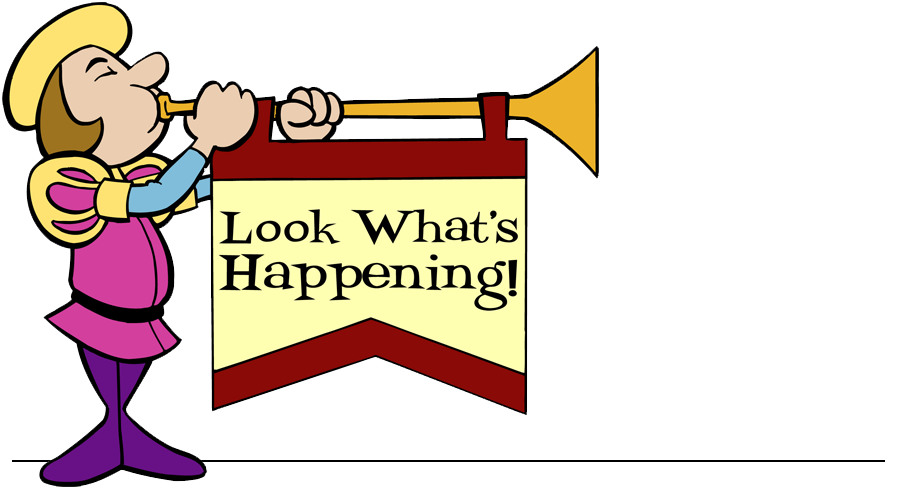 luncheon clipart meeting announcement