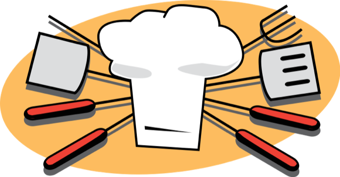 rolling pin clipart kitchen equipment cooking item