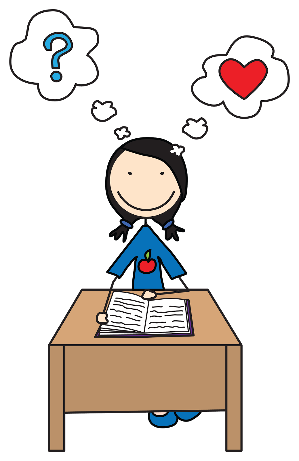 thinking of you clipart question