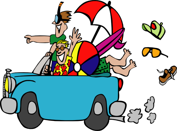 clipart road journey