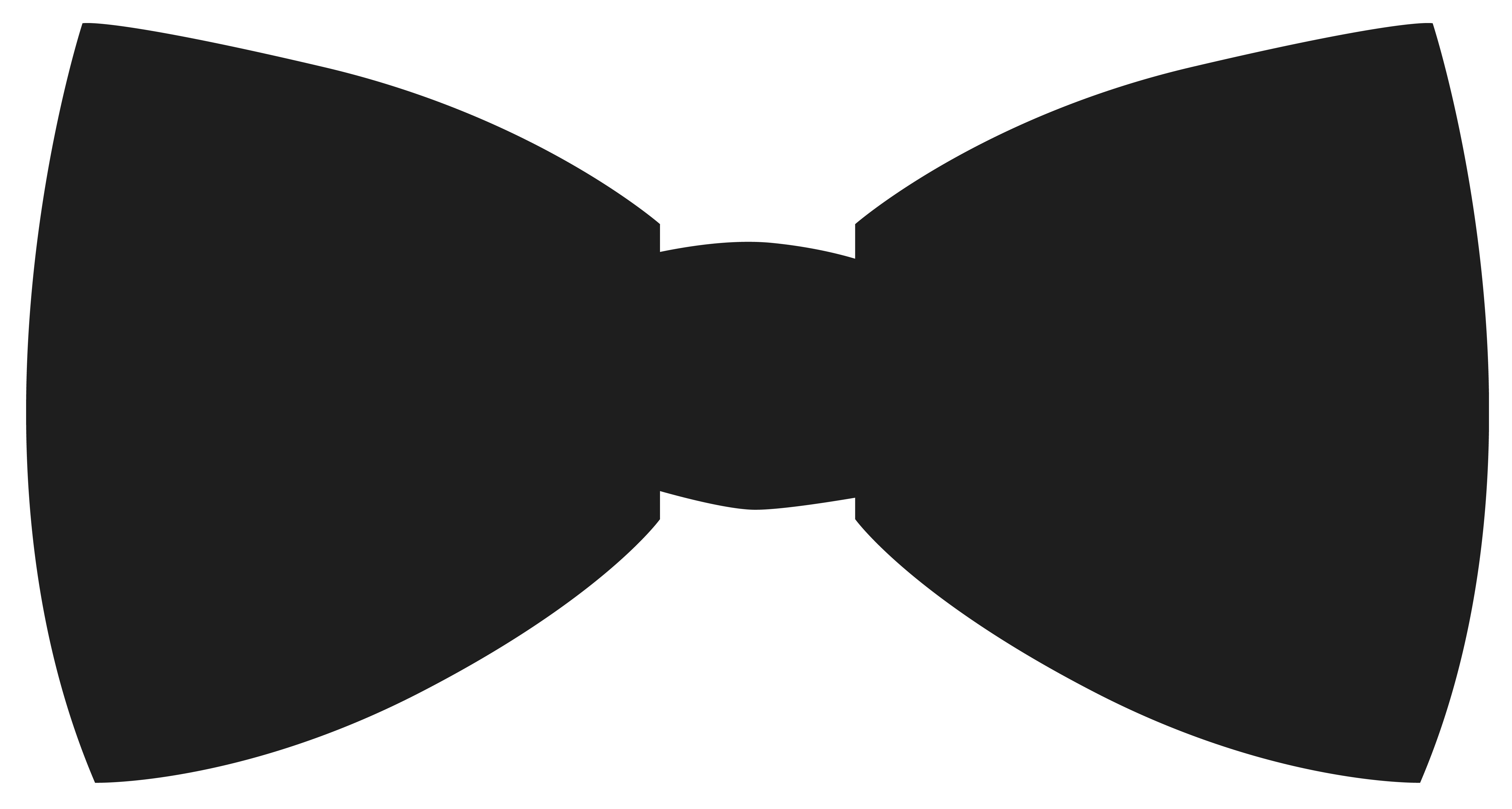 tie clipart bow