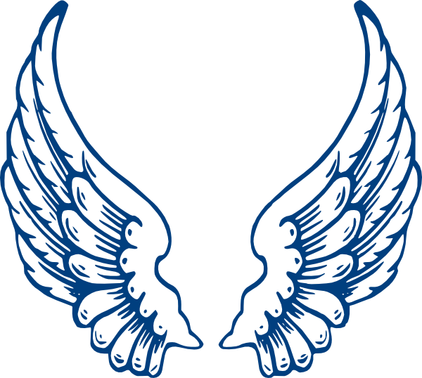 wing clipart dove wing