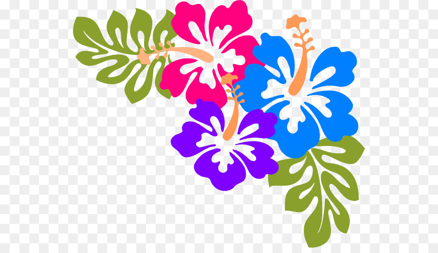 laua clipart luau party