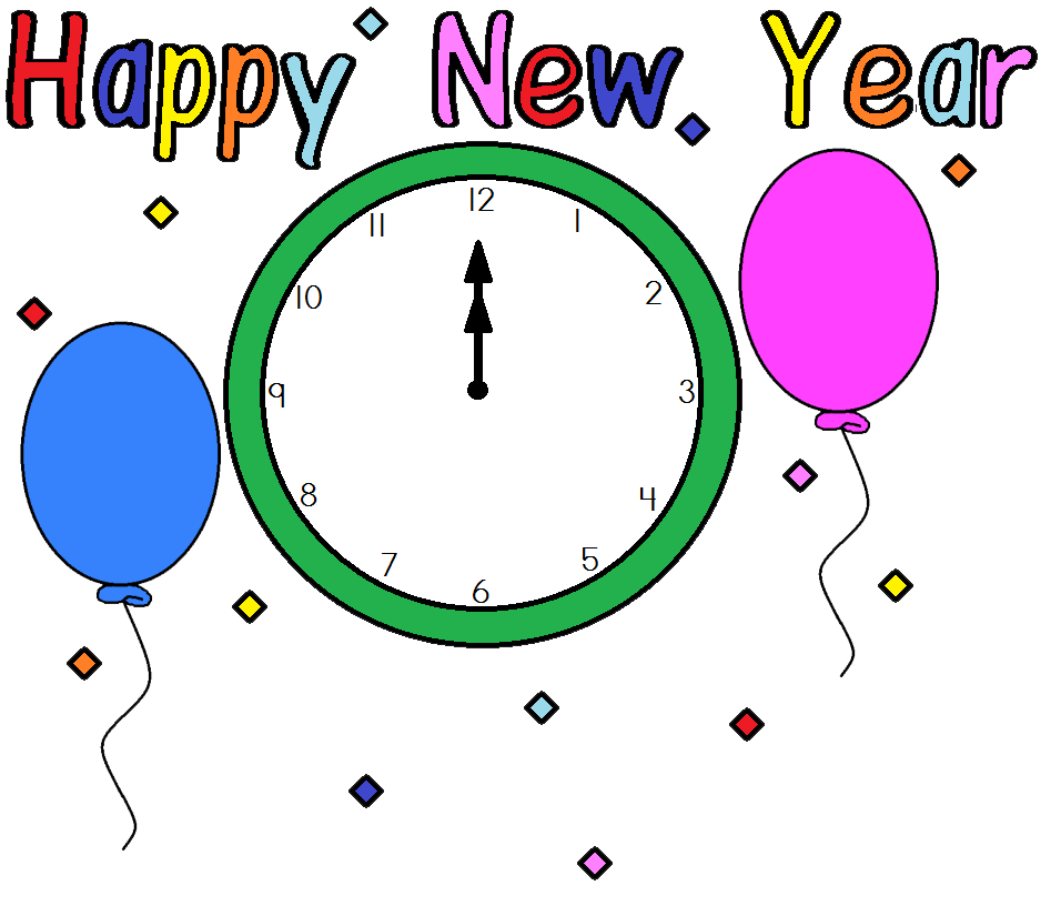 new years clipart free religious