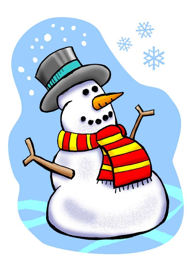 happy new year clipart winter