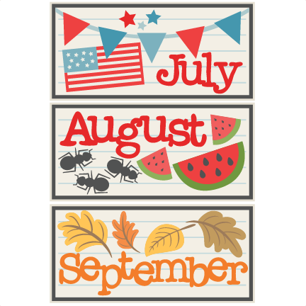 september cliparts background
