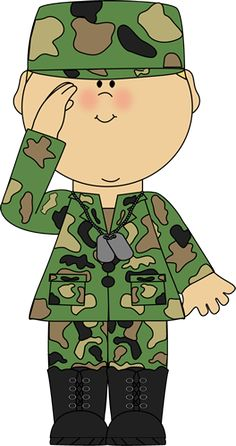 military clip art armed force