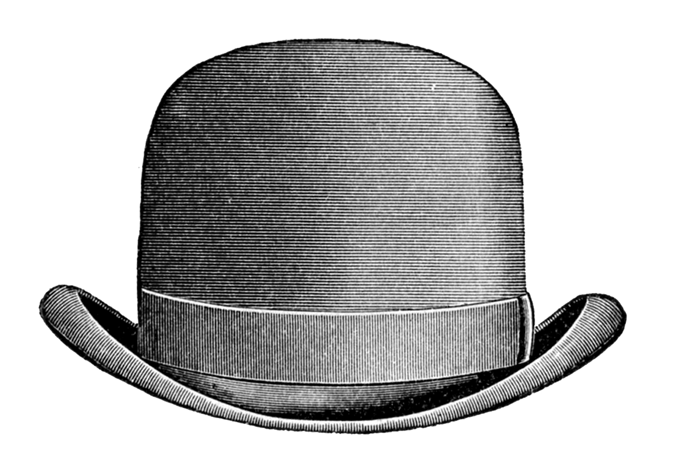 top hat clipart steampunk