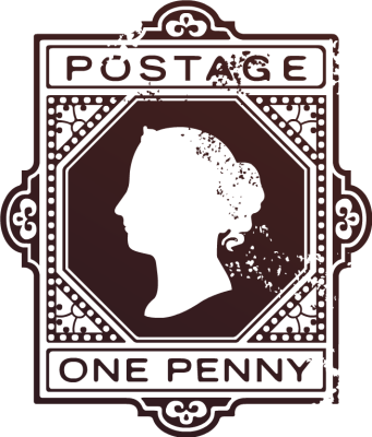 stamp clipart postage stamp