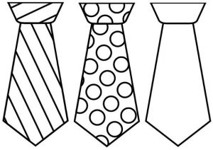 tie clipart father's day