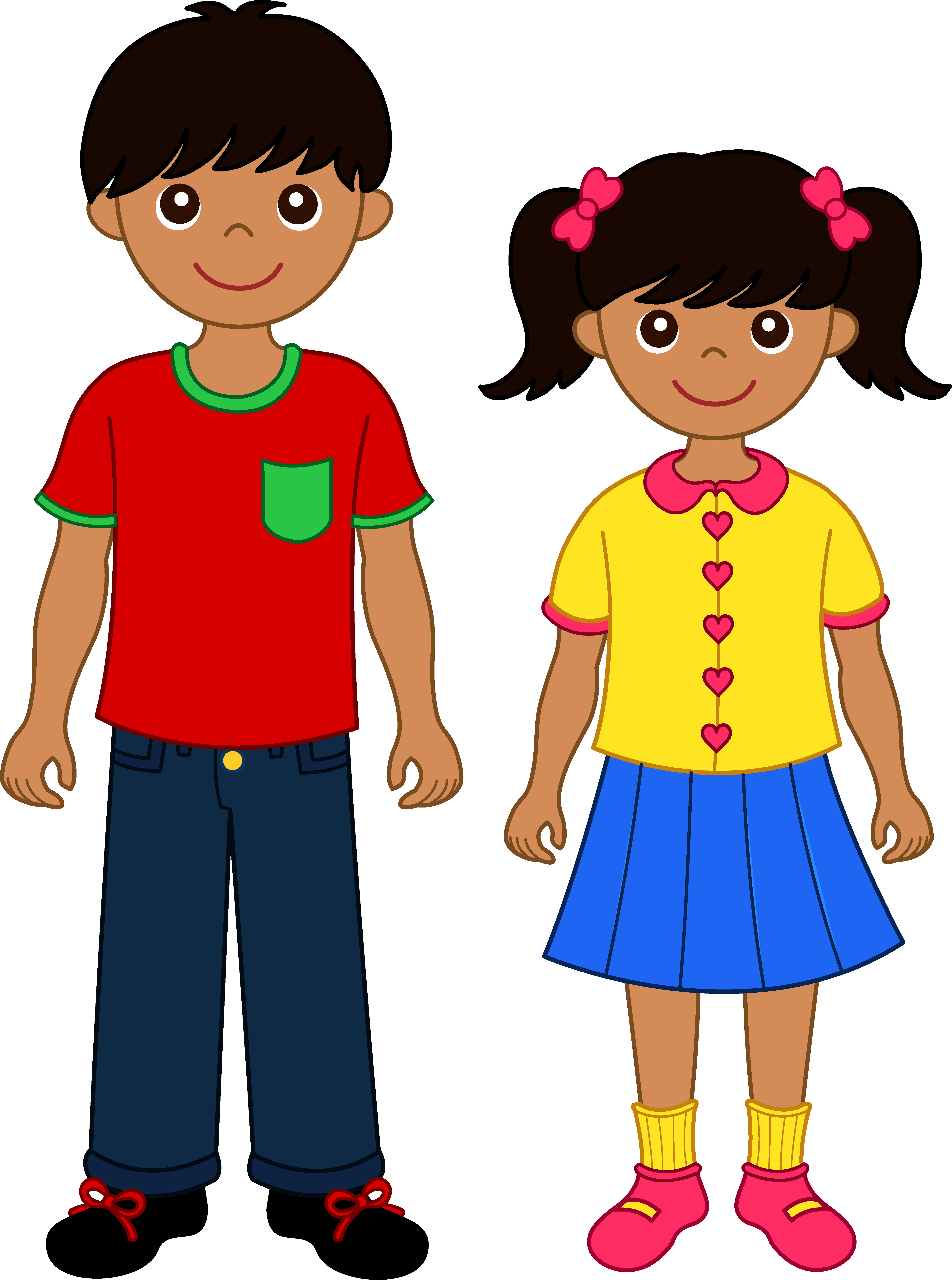 brother clipart family