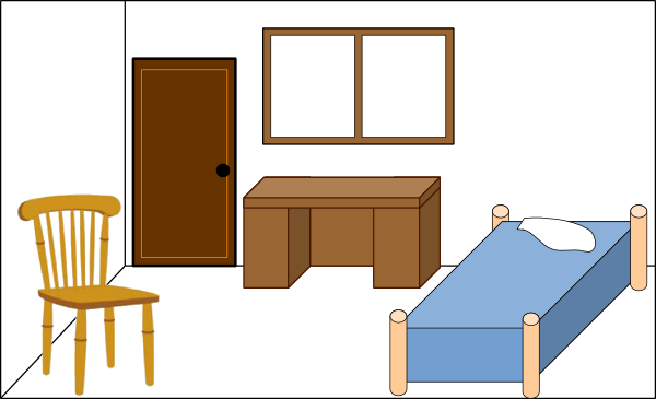 room clipart empty