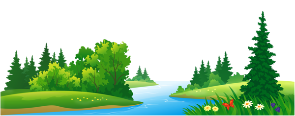 water clipart scenery