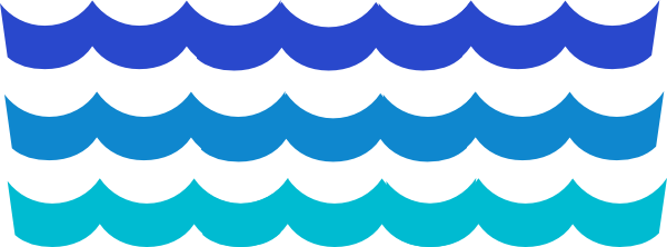 wave clipart pattern