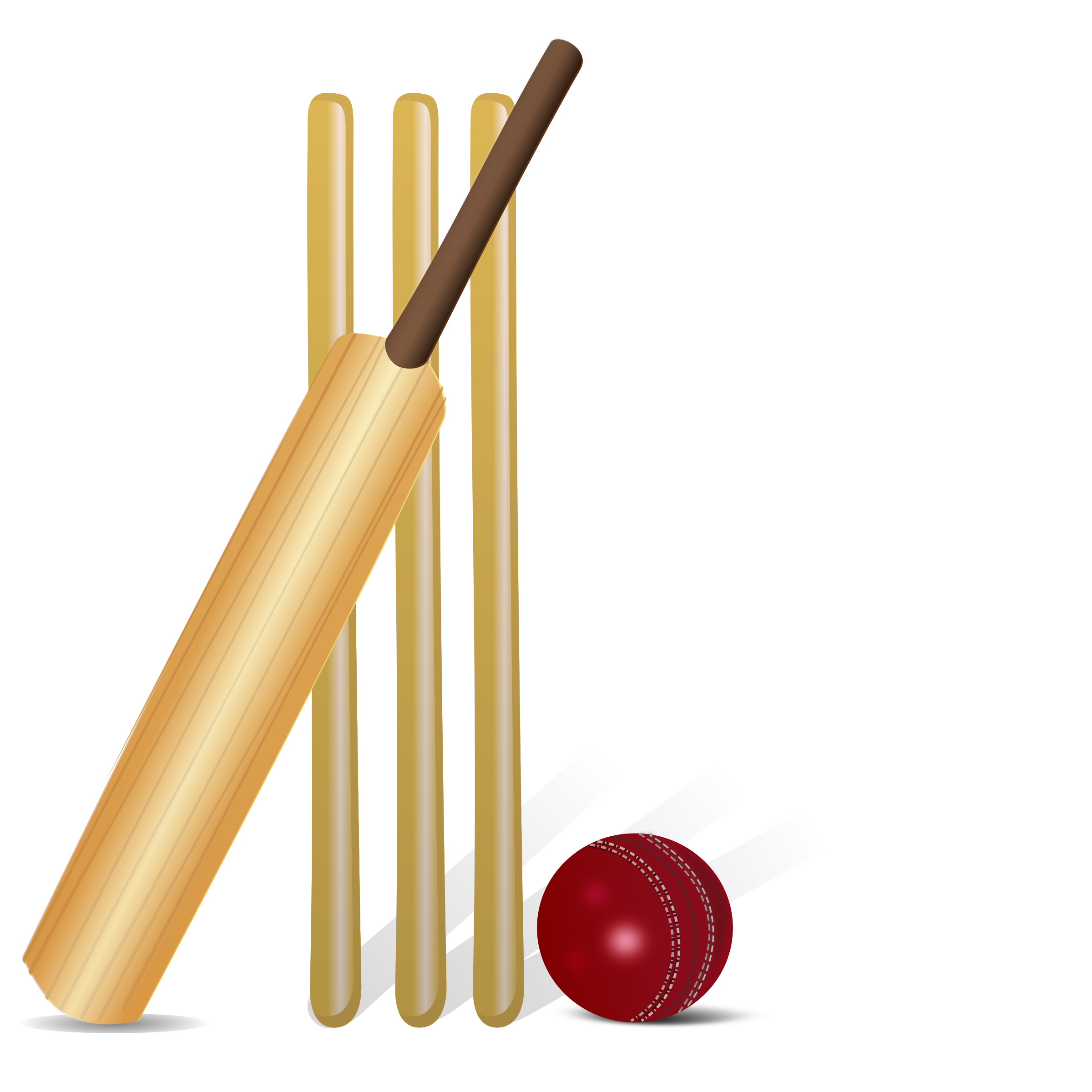 stamp clipart cricket