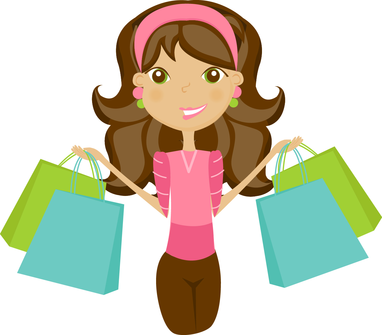 shopping clipart clothes