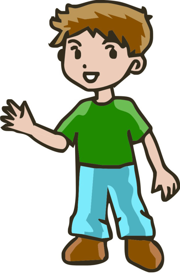 brother clipart little