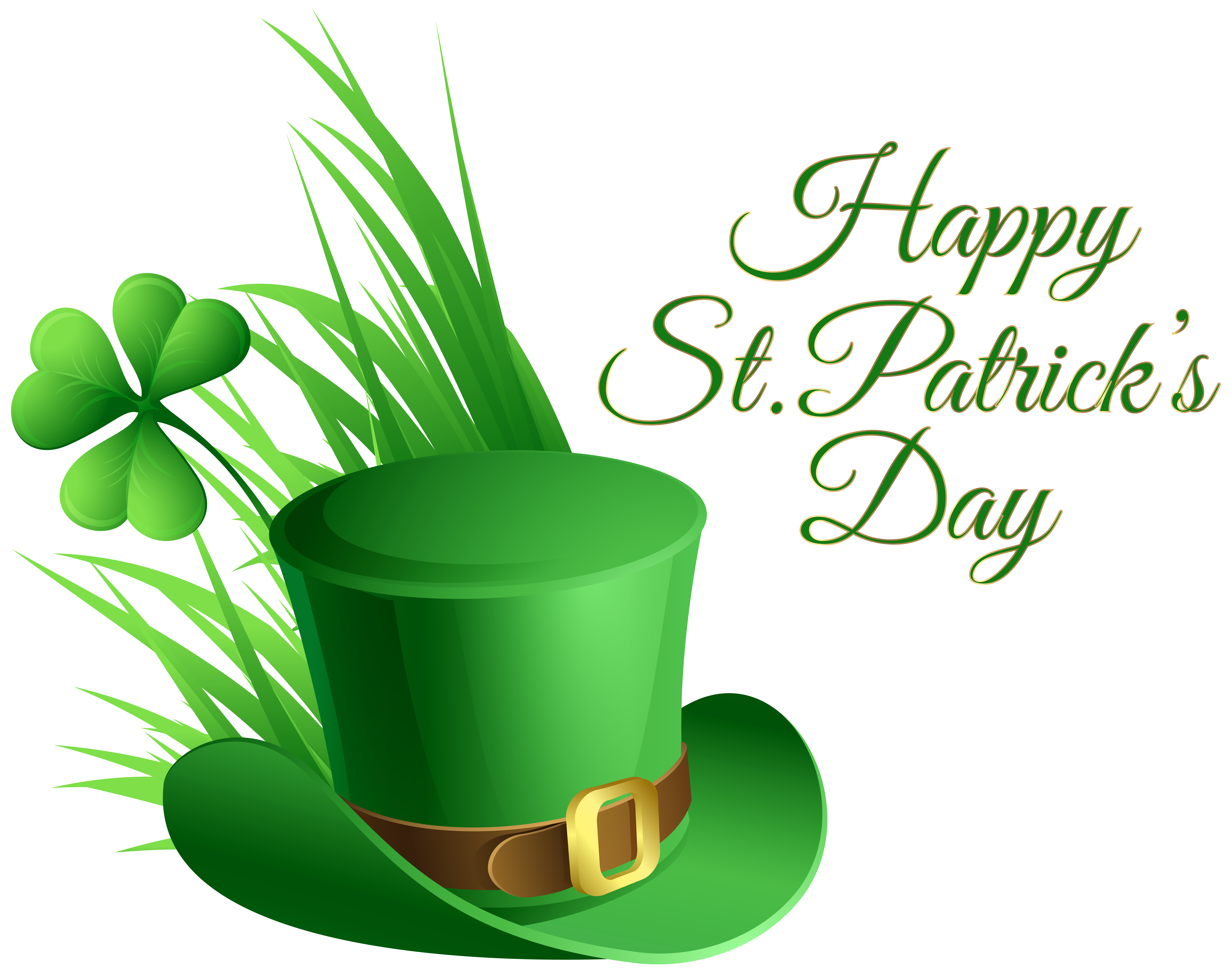 free st patrick day clipart clipartmag