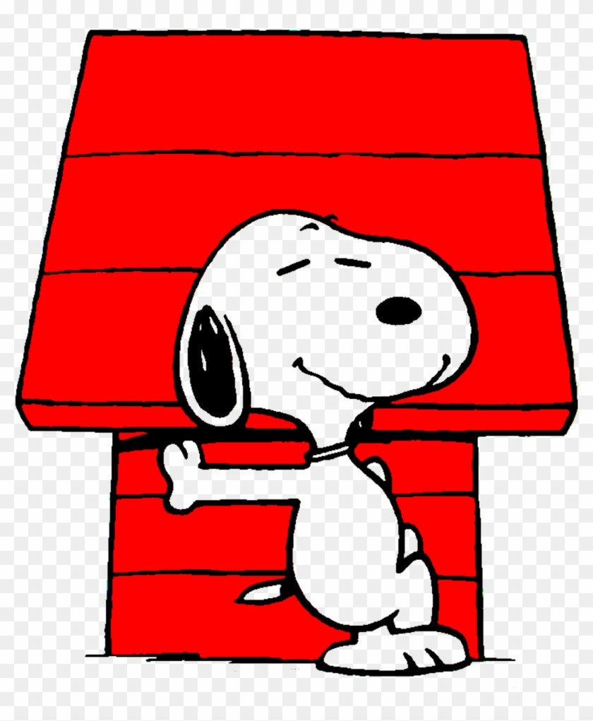 doghouse clipart snoopy