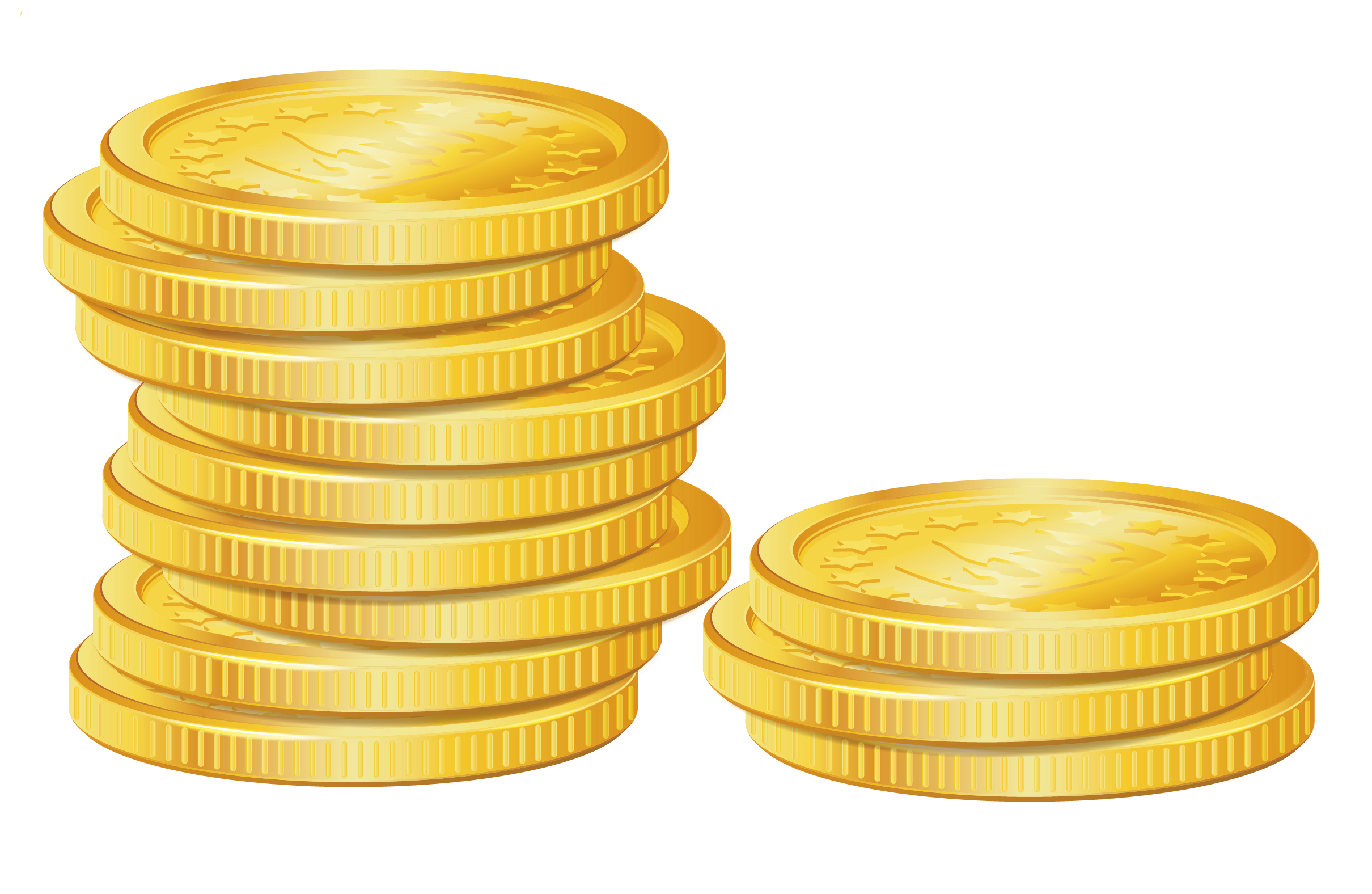 coin clipart transparent background