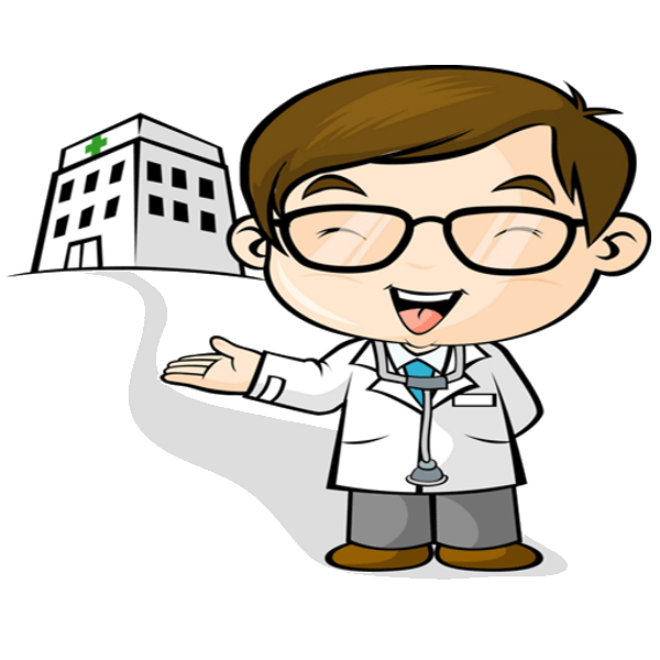 stamp clipart doctor