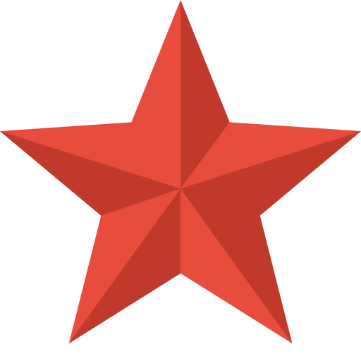 star icon clipart simple