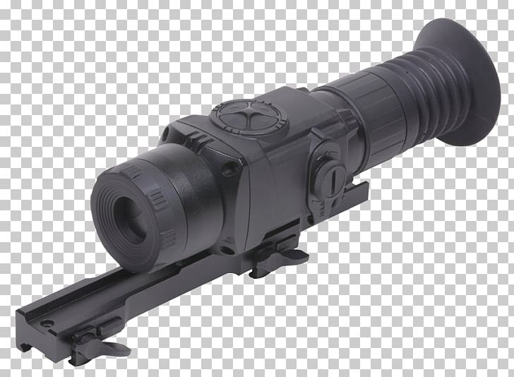 thermography clipart weapon sight