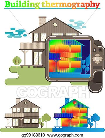 thermography clipart vector clip
