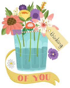 thinking of you clipart love