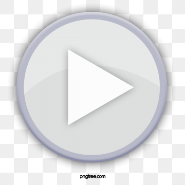 video play button clipart blue