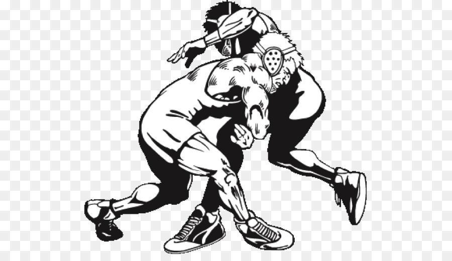 wrestling clipart freestyle