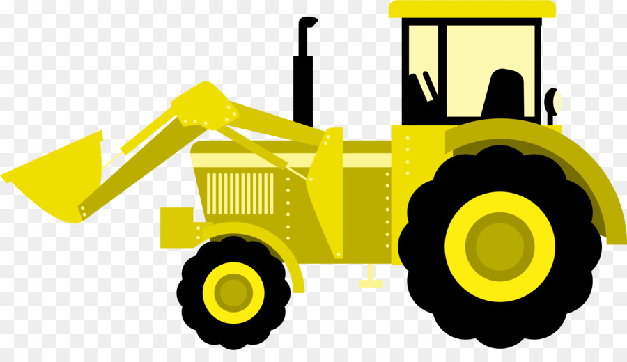 tractor clipart transparent background