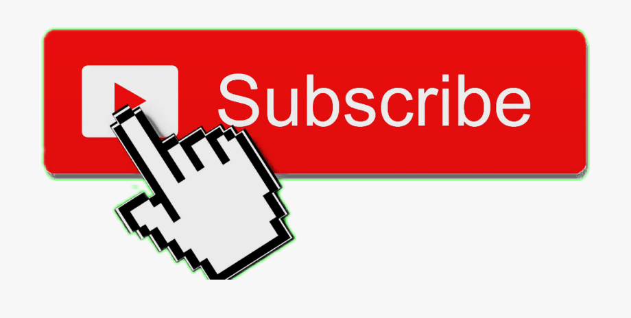 youtube like button clipart subscribe
